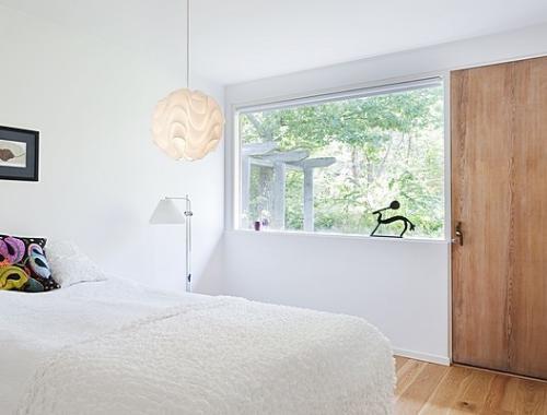 絢麗多彩的臥室窗戶裝修效果圖