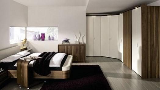 各类卧室整体衣柜设计图分析