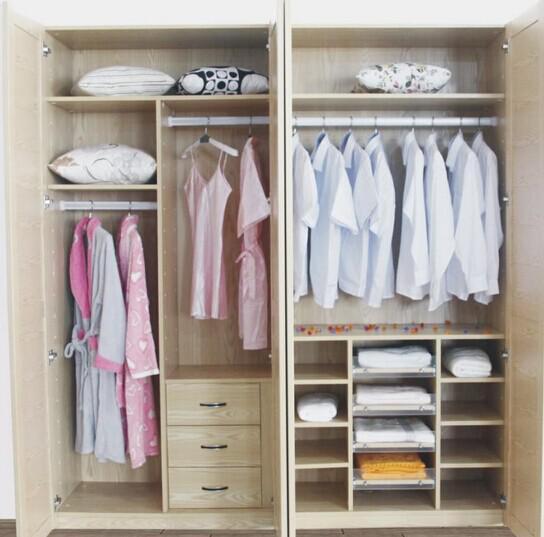 对整体衣柜的详细介绍与了解