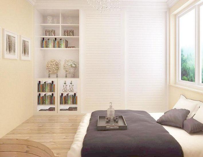 榻榻米装修卧室,小房间的神器