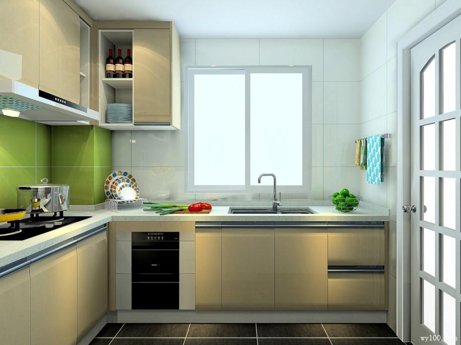 2016年最新厨房装修设计理念得晓得!