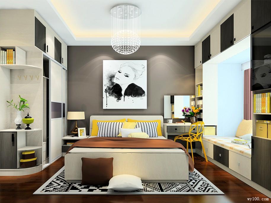 卧室背景墙装饰需要考虑什么问题