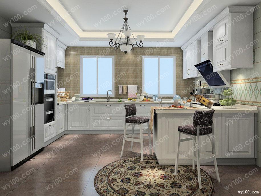 厨房太小怎么装修