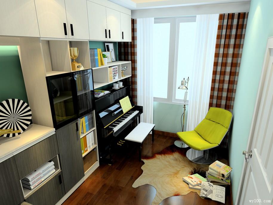 整体书柜设计,有你要的简约大气