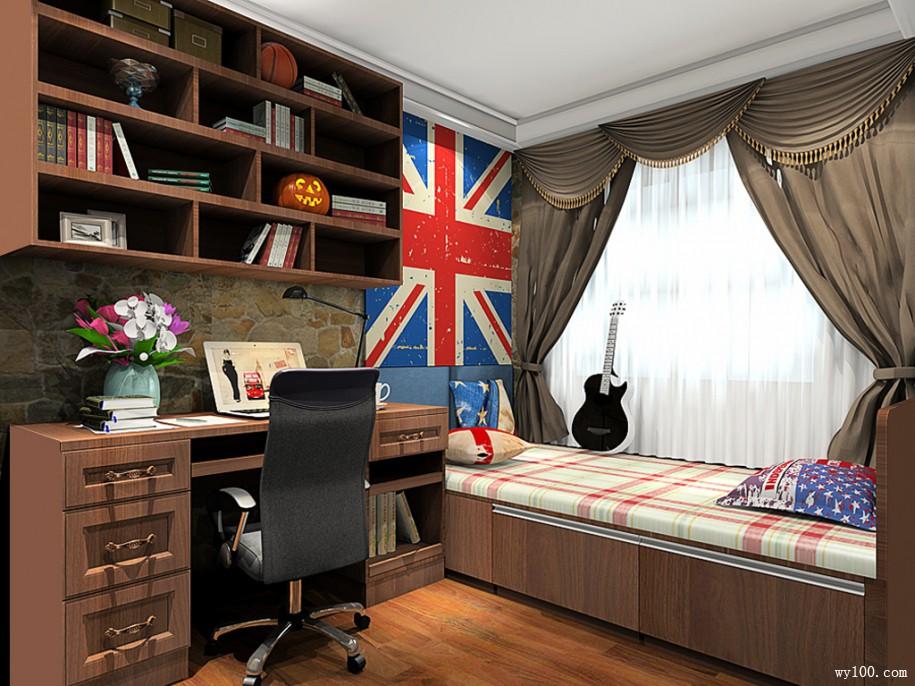 让你爱到不行的小书柜设计