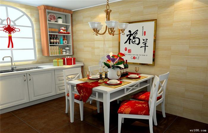 新中式风格软装特点--维意家具网上商城