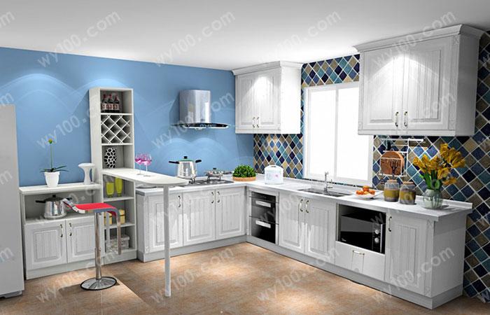 家庭厨房装修设计,创新元素必不可少