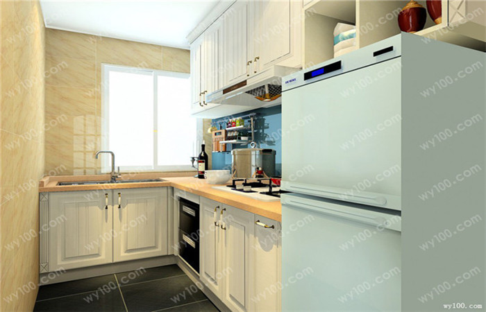 小厨房设计--维意定制网上商城