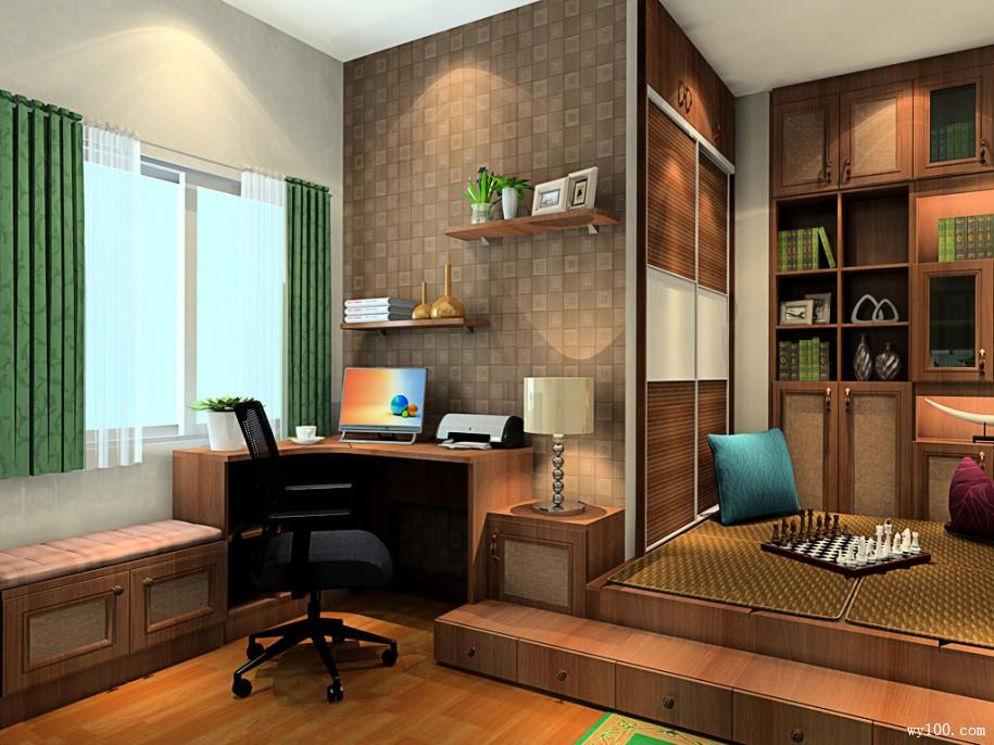 办公桌简易书架相对于其他书架的优势