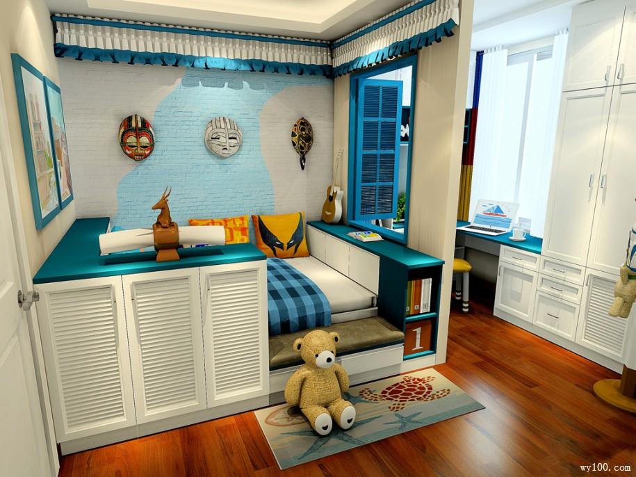 儿童房装修家居