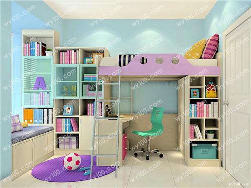 9平儿童房装修--维意定制网上商城