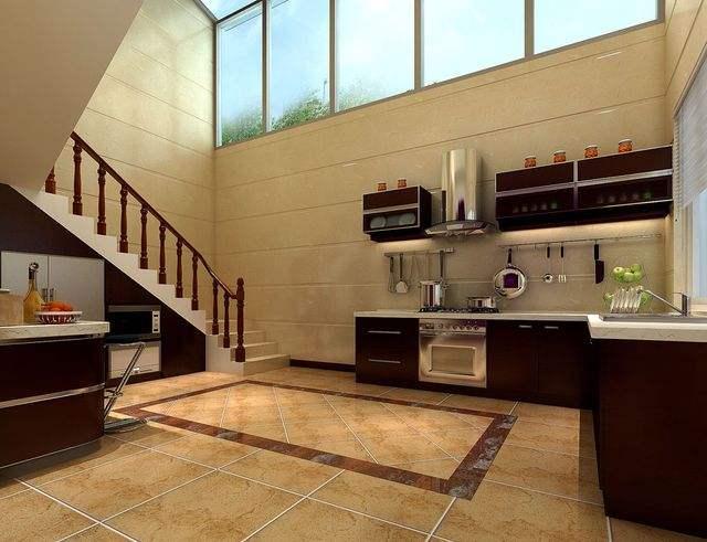 走廊厨房装修--维意定制网上商城