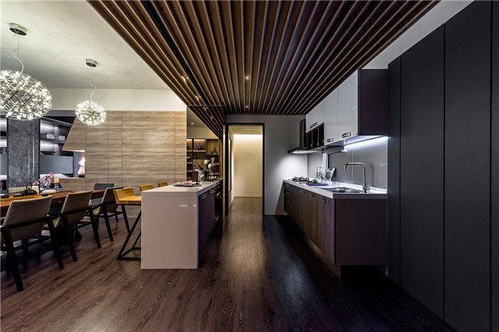 厨房橱柜什么颜色好看--维意定制网上商城