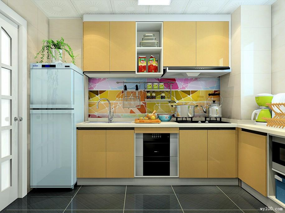 厨房无窗户如何装修的解决办法