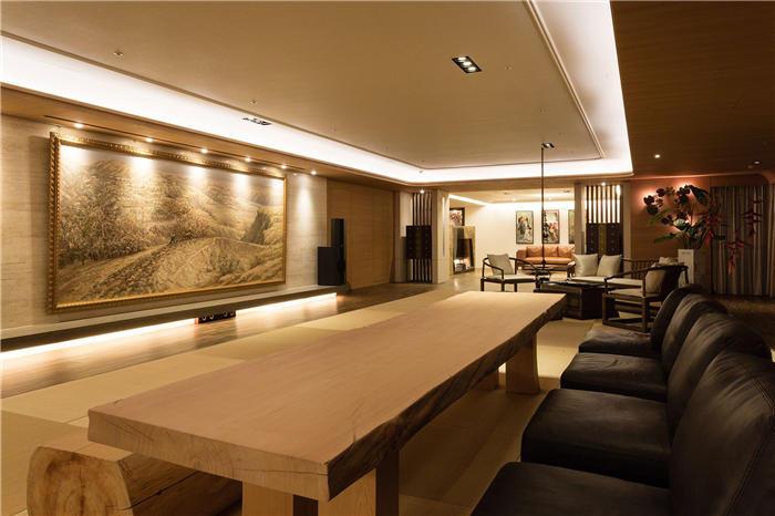 客厅装修电视墙效果--维意定制网上商城