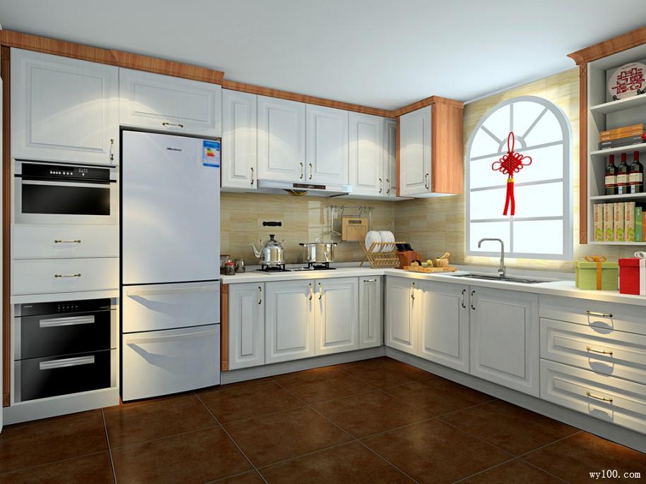 厨房三角区怎么装修比较好呢
