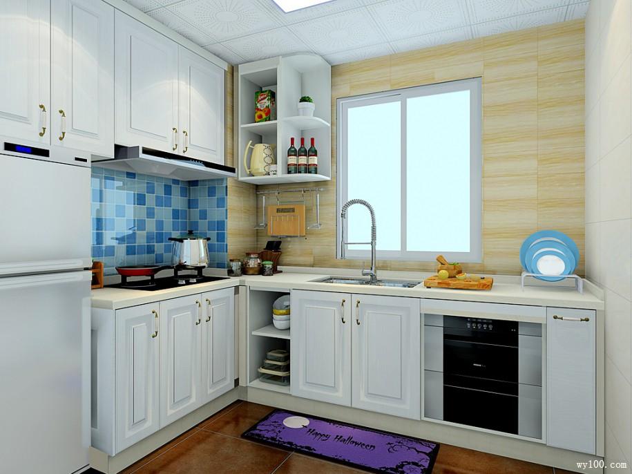 厨房怎么装修才经济实用呢