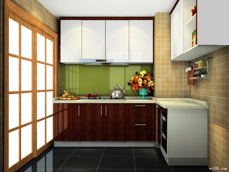 必知的后现代厨房设计说明