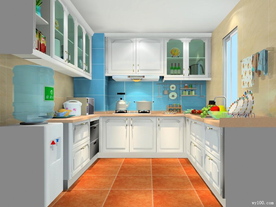 几大重要的现代简约厨房配色方案