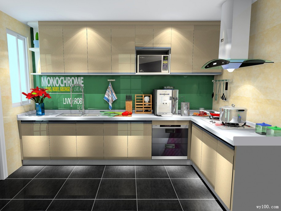 厨房怎么装修最实用呢?
