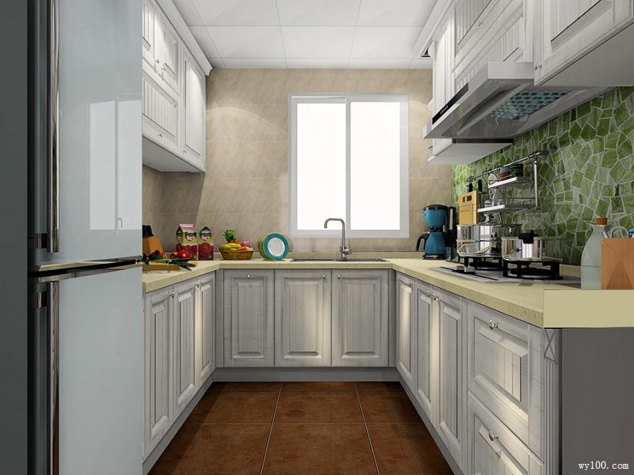 厨房黄金三角区怎么装修
