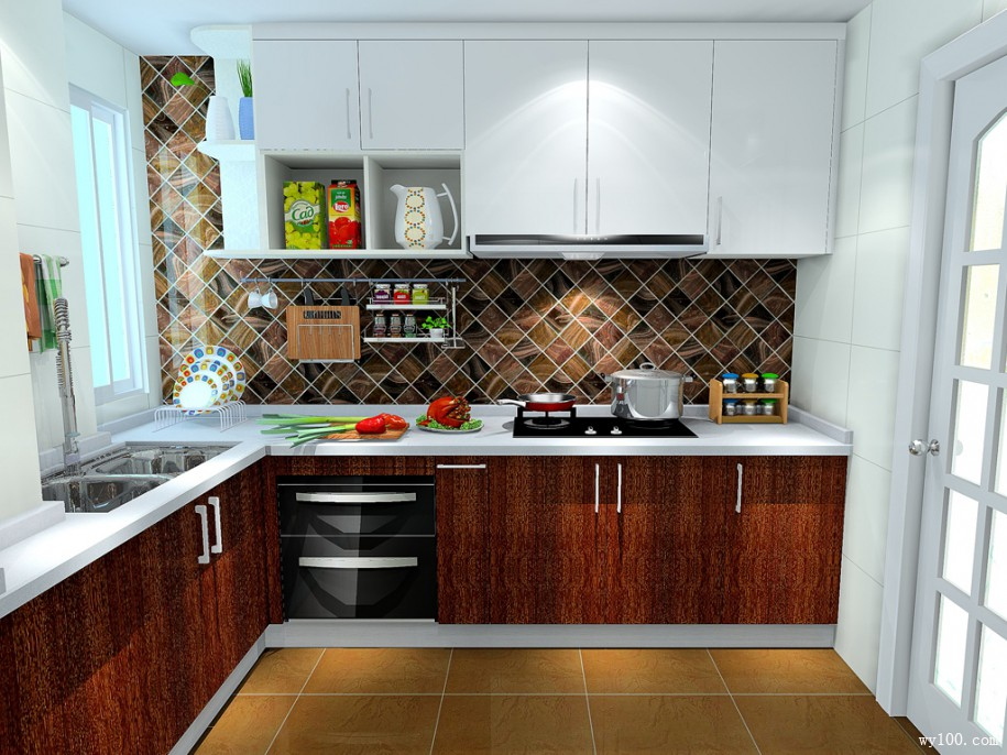 现代厨房设计理念有哪些?