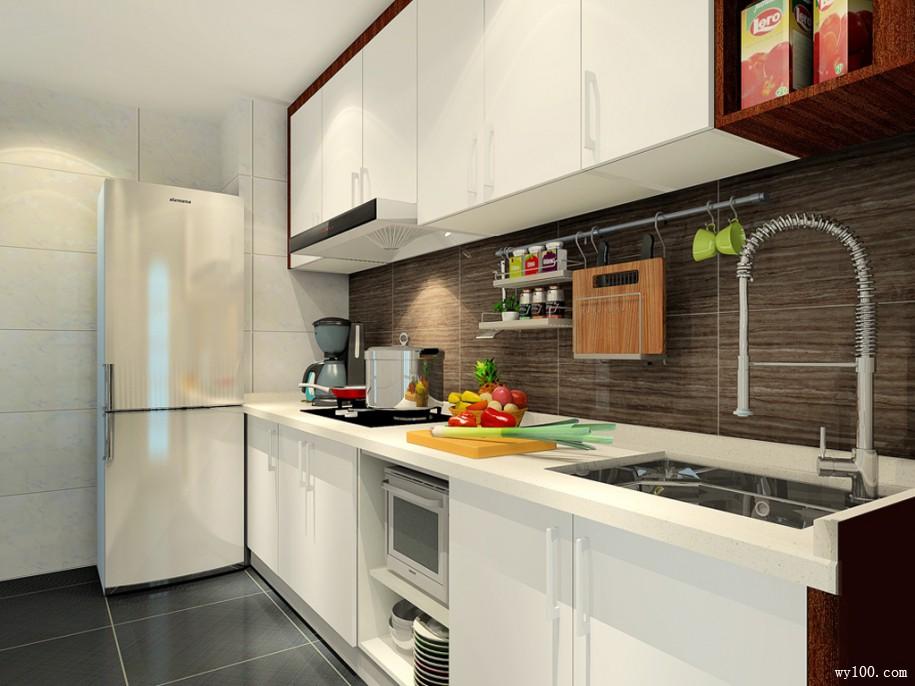 后现代厨房设计说明有哪些?