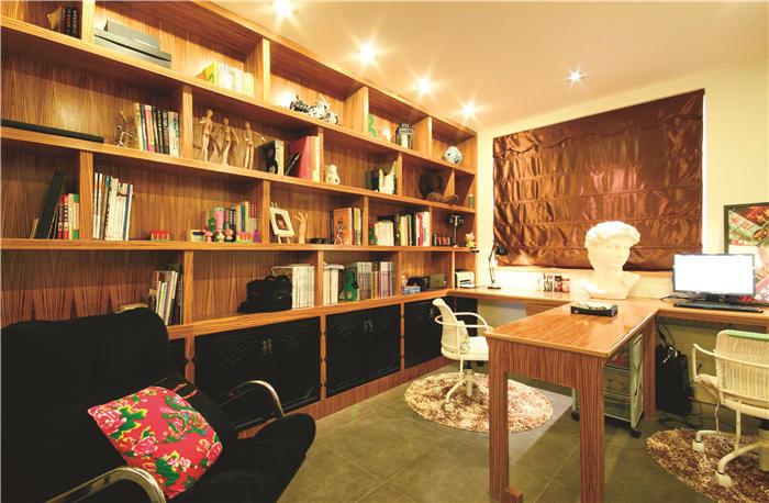 怎样装修书房--维意定制家具网上商城