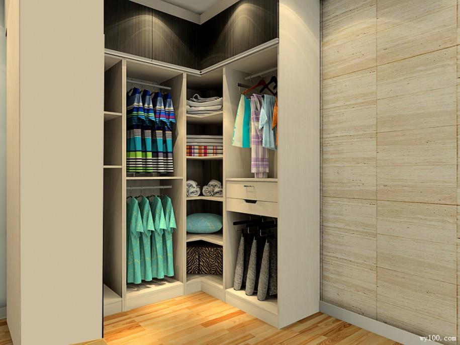 值得了解的步入式衣柜设计常识