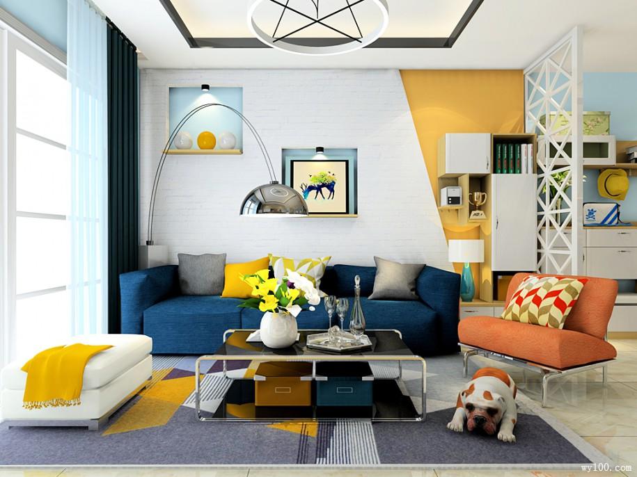 设计卧室与客厅橱柜隔断应注意哪些问题呢?