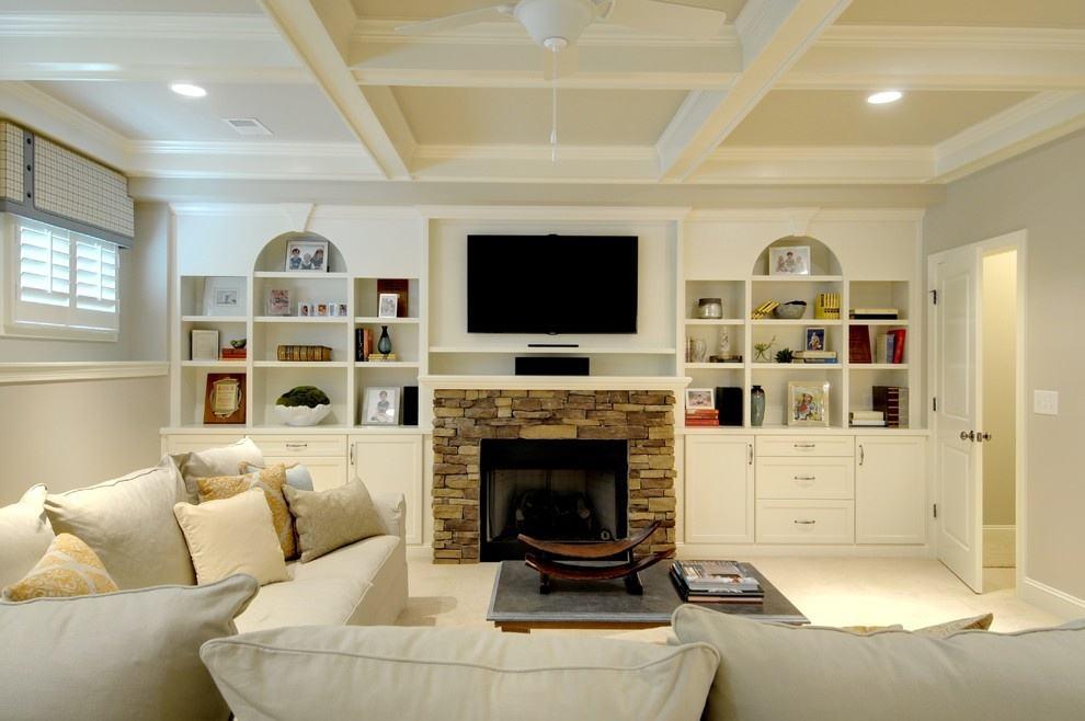 白色电视柜黑色茶几--维意定制家具网上商城