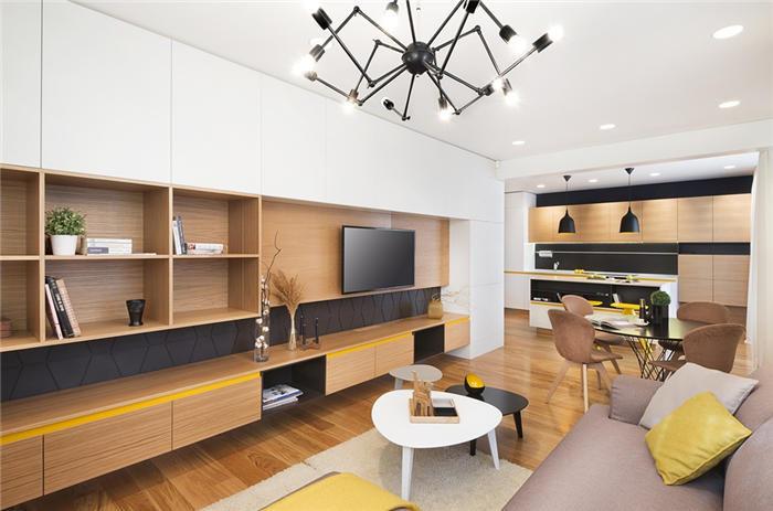 现代客厅家具怎么布局--维意定制家具网上商城