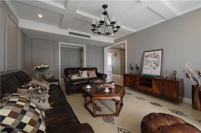 小客厅家具摆放设计--维意定制家具网上商城