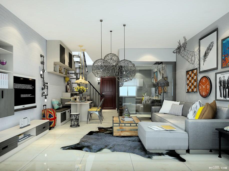 现代客厅家具组合有哪些有优缺点?