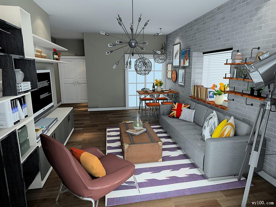 怎样装饰客厅的一些小窍门