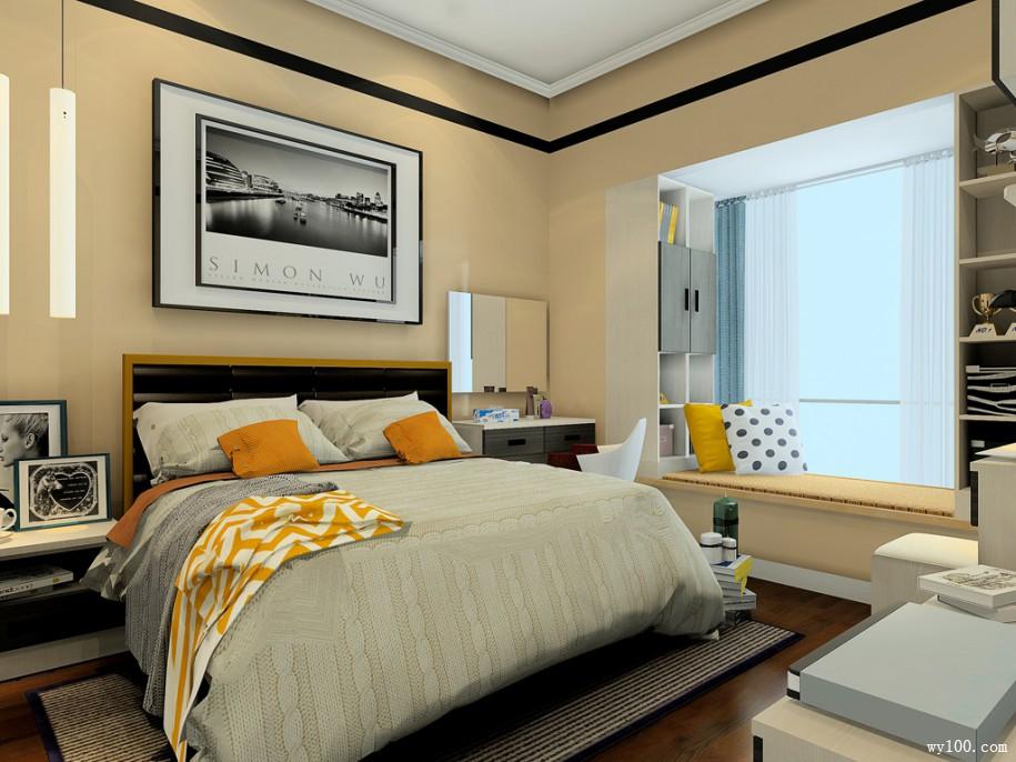 怎样在卧室设计衣帽间比较好呢