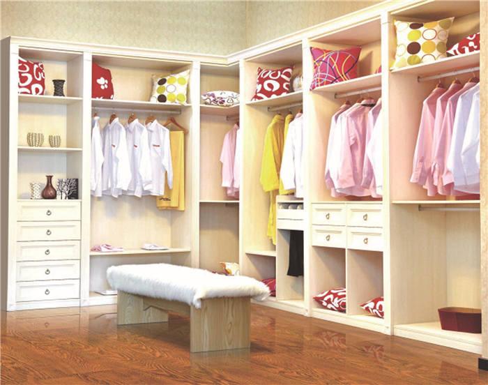 有衣帽间的卧室设计如何打造?