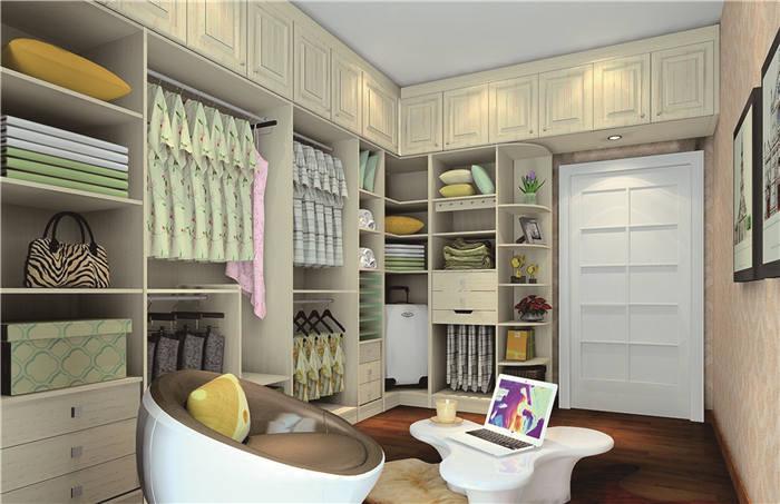 卧室衣帽间风水--维意定制家具网上商城
