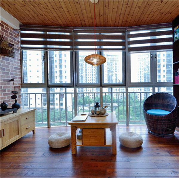 客厅的飘窗怎么做好看--维意定制家具网上商城