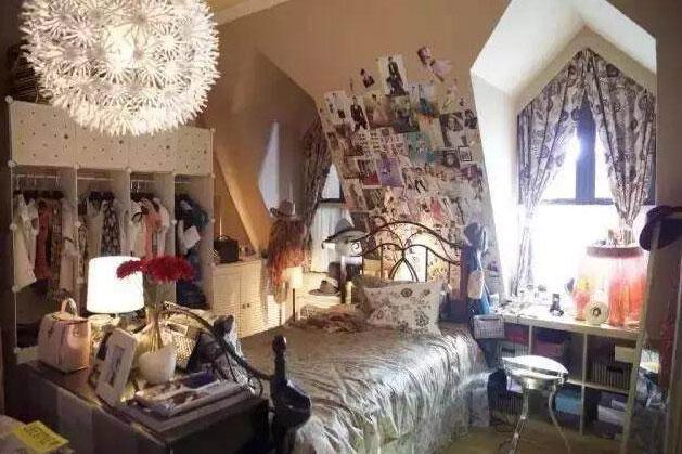 樊胜美房间设计