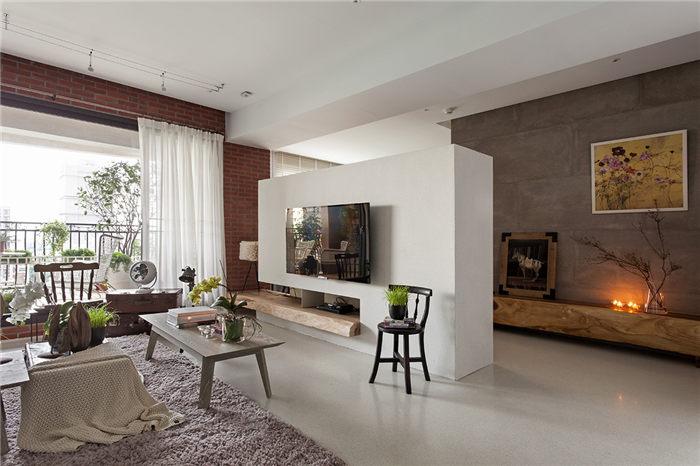 客厅使用什么瓷砖--维意定制家具网上商城