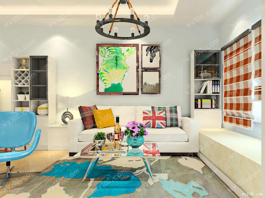 客厅瓷砖颜色选择技巧