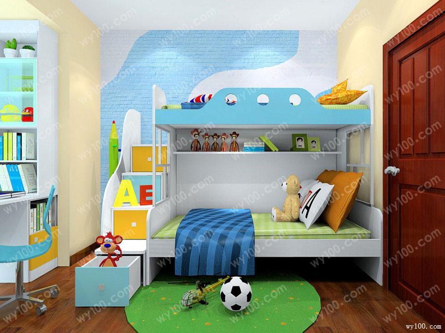 儿童房装修色调怎么选?