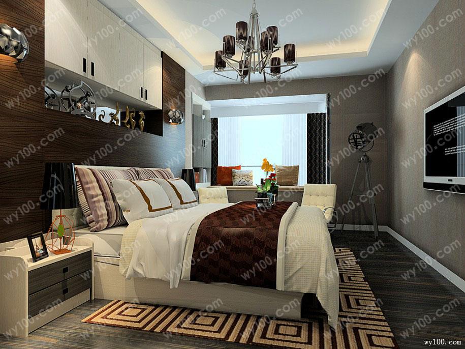 卧室适合什么颜色墙漆