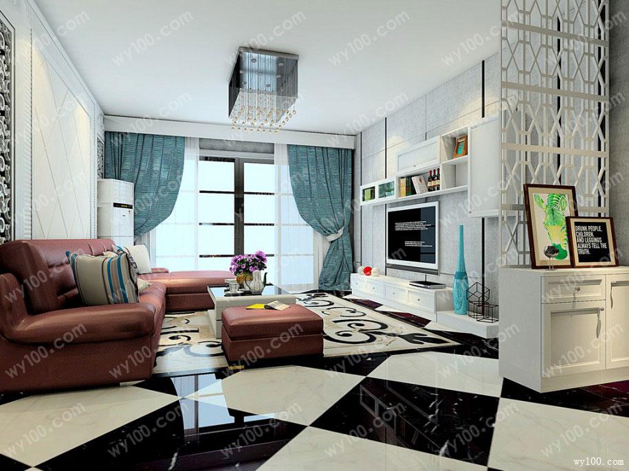 客厅装修颜色搭配怎样好看?
