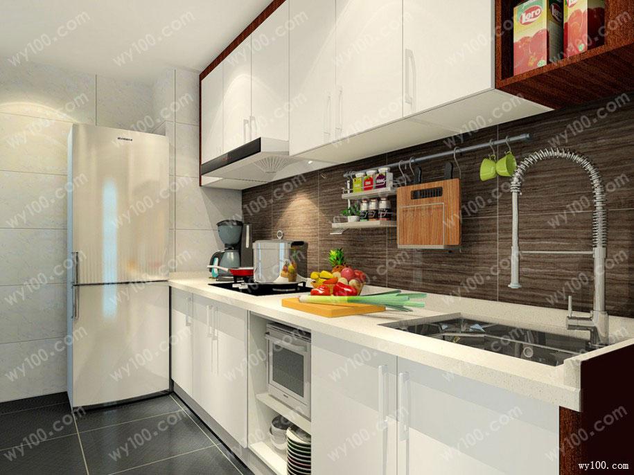 三平米厨房装修应该怎么做?