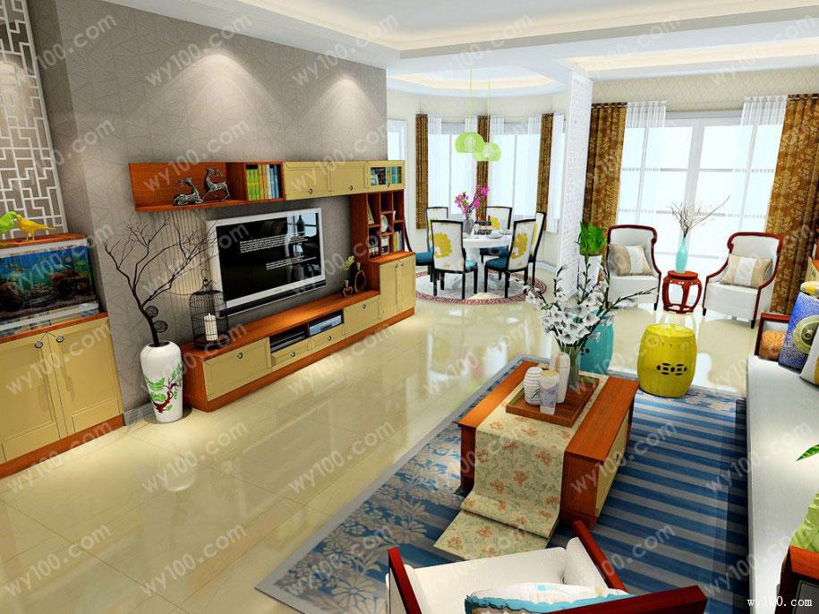 现代风格客厅装修的好处都有什么?