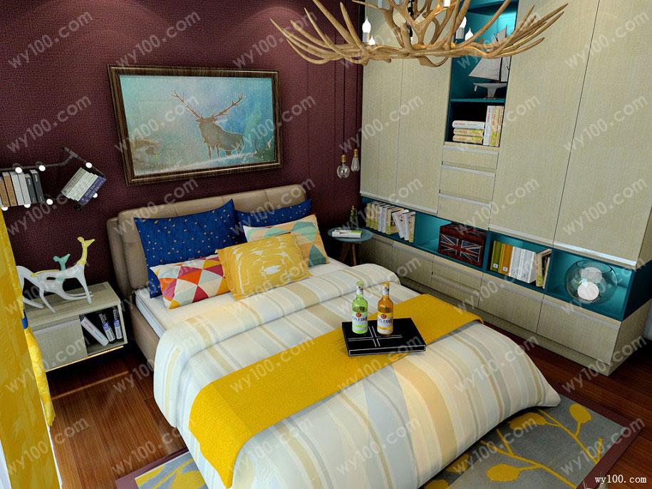 你知道卧室床头灯风水有哪些讲究么?