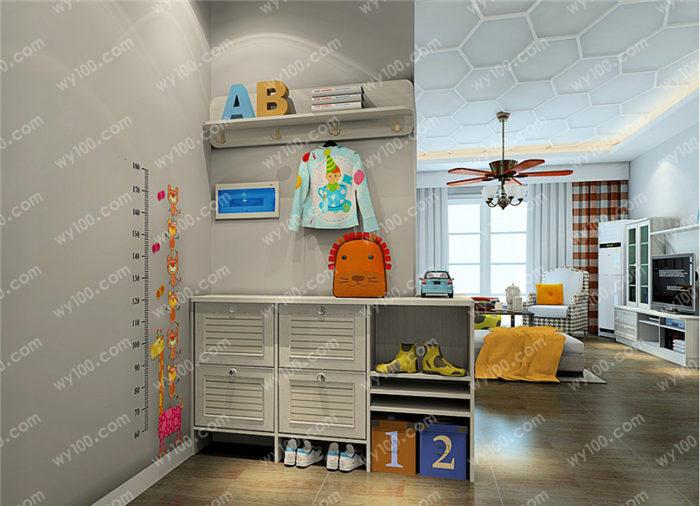 玄关鞋柜装修效果图片 选择自己喜欢的风格