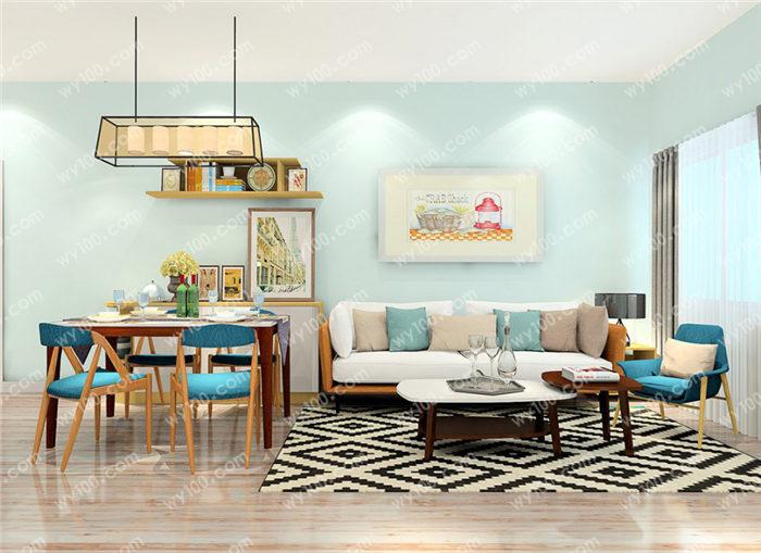 客厅地毯如何选购能达到最佳效果
